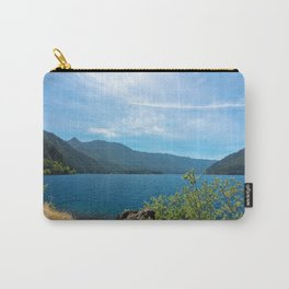 Lake Crescent Washington Carry-All Pouch