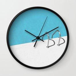 Endless Summer II Wall Clock