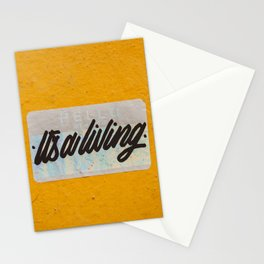 It's a Living Stationery Cards