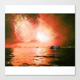 orfire Canvas Print