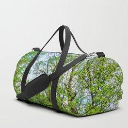 The six trees Duffle Bag