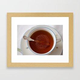Sweet Tea 2 Framed Art Print