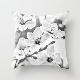 Fruit Or Flower? Throw Pillow