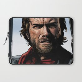 Clint Eastwood - The Outlaw Josey Wales Laptop Sleeve