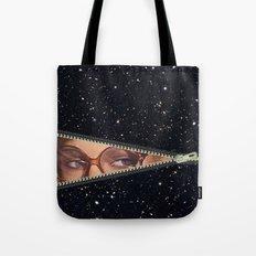 Behind the scenes Tote Bag