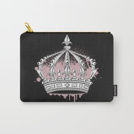 Crown graffiti Carry-All Pouch