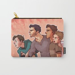 Scott McCall Defense Squad Carry-All Pouch