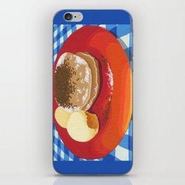Pancakes Week 15 iPhone Skin