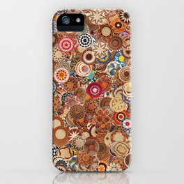 African Baskets iPhone Case