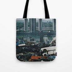 Collage No.57 Tote Bag