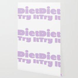 Diet Try It Purple Wallpaper
