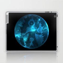 Yin Yang Super Saiyan God Symbol Laptop & iPad Skin