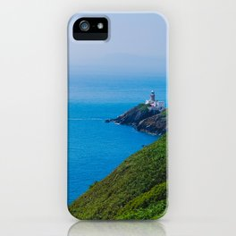 Cliffs of Howth iPhone Case