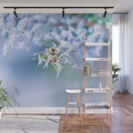 Bitter Cold, Milky Mist Wall Mural