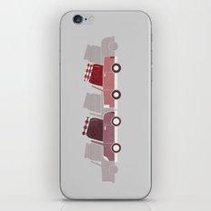Traffic Jam iPhone & iPod Skin