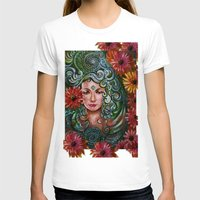 chakra T-shirts featuring Chakra Sadhna by Harsh Malik