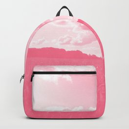meadow and clouds pw Backpack