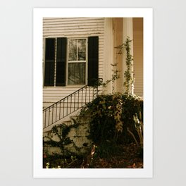 This Old House  Art Print