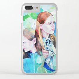 Consideration Clear iPhone Case