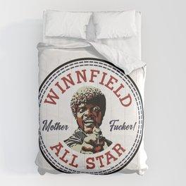 Jules Winnfield All Star Comforters