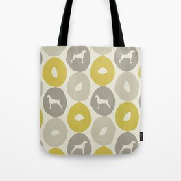 Bagels and Weims Tote Bag