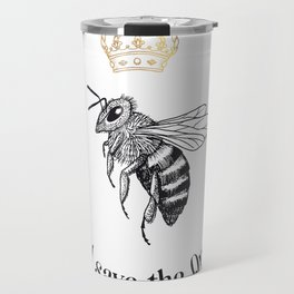 God save the Queen Travel Mug