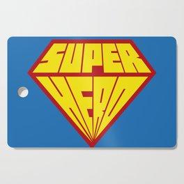 Superhero Cutting Board
