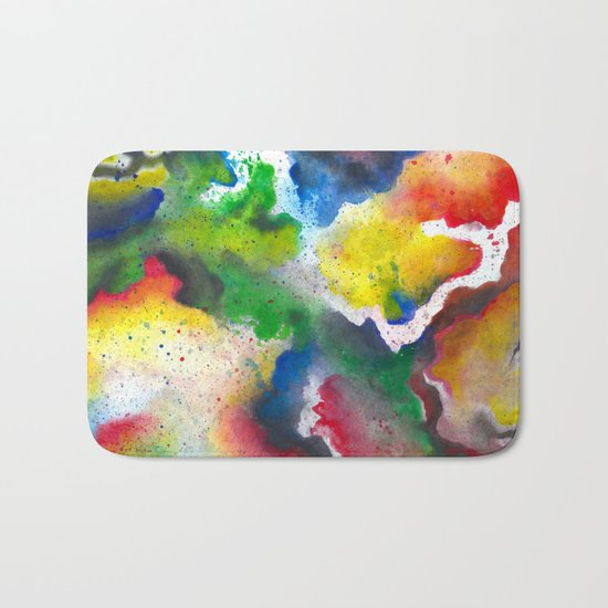 Nothing To Do Bath Mat