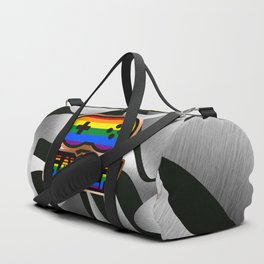 GAYmer Gamer Steel Duffle Bag