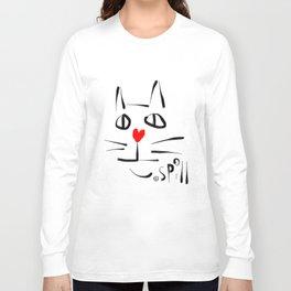Meow More Long Sleeve T-shirt