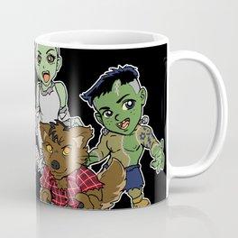 Universal Monsters Coffee Mug