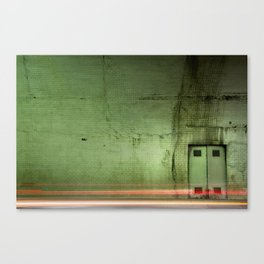In the 3rd Street Tunnel - Los Angeles #49 Canvas Print