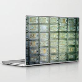 PO boxes Laptop & iPad Skin