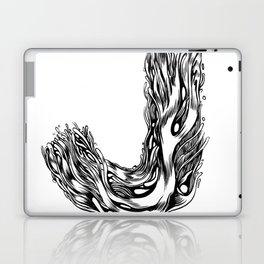 The Illustrated J Laptop & iPad Skin