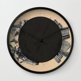 Jux Wall Clock