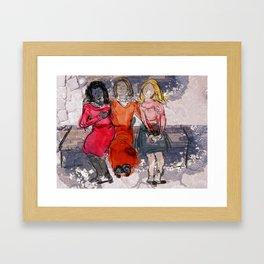 Sisterhood Framed Art Print