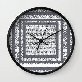 Scare Wall Clock