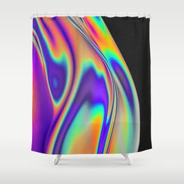 HEARTBREAKER SEQUELS Shower Curtain