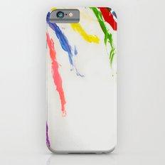 Rainbow of color iPhone 6s Slim Case