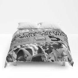 Mardi Gras in 1938 - Restored Comforters