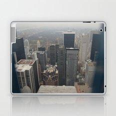 Skyline in Perspective Laptop & iPad Skin