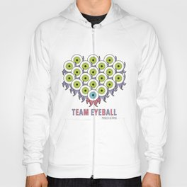TEAM EYEBALL - Masked Octopus Hoody