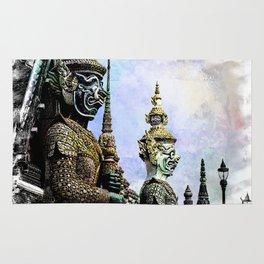 Bangkok palace I Rug