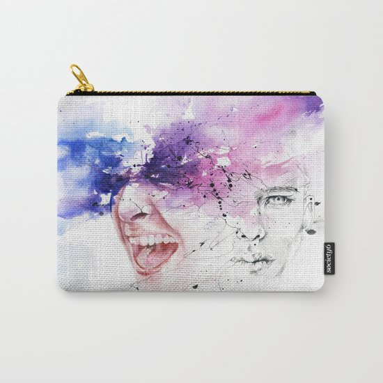 Don't hold your feelings Carry-All Pouch