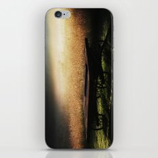 Sunrise on the Wagon iPhone & iPod Skin