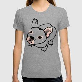 French Bulldog Pup Drawing T-shirt
