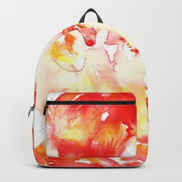FEDERICO GARCIA LORCA - watercolor portrait Backpack