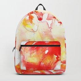 FEDERICO GARCIA LORCA - watercolor portrait Backpack