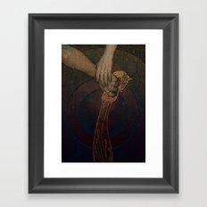Iberia Framed Art Print