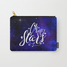 Oh My Stars Carry-All Pouch